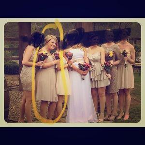 Bridesmaids/cocktail dress